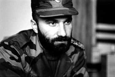 Shamil Basayev. An experienced warlord who personally led the hostage-taking raid in the Russian town of Budyonnovsk in 1995, and later claimed responsibility for orchestrating the Moscow theatre host...