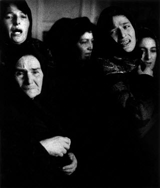 The mother, wife, and sisters of a man killed in the Chechnya war grieve at his funeral. In Chechen culture, men and women must grieve separately. Only men are allowed to go to the graveyard for a man...