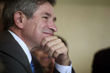 Paul Wolfowitz, World Bank President.