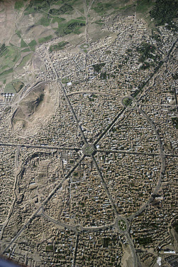The Median capital at Hamadan, the most important city on the plateau during the Achaemenid period, dating from the 7th century BC. (34)