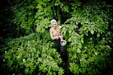 51-year-old Rita Ilusa lives alone without any basic facilities in the forest. Latvia has one of the fastest growing economies in the EU, but many people in rural areas still live below the poverty li...