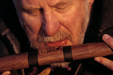 Well-known New Zealand musician Richard Nunns had revived the art of traditional Maori music by learning to play and commissioning the making of traditional instruments, such as the wooden flute. Pure...