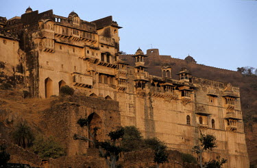 The 14th Century CE Taragarh Fort.