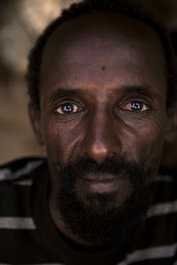 49 year old Ali walked for ten days from the Somali town of Baidoa in order to bring his family to the Dadaab refugee camp. Some 1,300 refugees fleeing East Africa's worst drought for 60 years are arr...