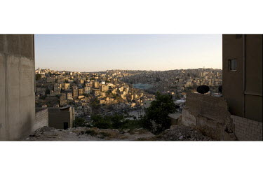 A view of Amman.