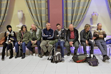 Volunteers with Spring Watch Malta gather before 5am to be assigned into monitoring teams at the Bella Vista.Under EU leglislation, hunting or trapping birds in spring is illegal but the government of...