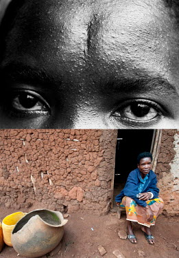 Anne Marie Kamanzi.1995: During the 1994 genocide Anne Marie Kamanzi (23) was brutally raped and her family were killed. Her attacker was caught and died in prison of an AIDS related illness. 2014: An...
