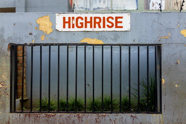 Highrise, a 19-storey residential tower overlooking a park in Hillbrow, Johannesburg's most notorious neighbourhood, overcrowded and ridden with illegal squats. In the Apartheid era it was the comfort...
