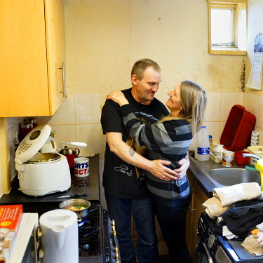 Kevin (52) and Angela Turner (51).'We were putting all our money on the electricity and gas. If there was food in the house I made sure the other three was eating and starve myself, which according to...