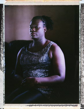 Pepetsa (23), a transgender woman and a sex worker. She came out as gay while in school and as a result faced discrimination from her community. Now as a trans woman, it is difficult for her to find w...