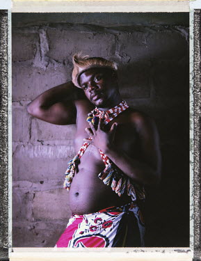Avelino (24), a old bisexual and a traditional healer. When he was 22 years old he discovered he is HIV positive: ''I caught HIV because I had several multiple relationships without prevention. They w...