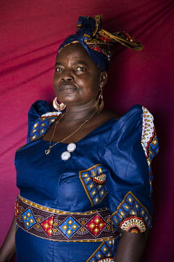 Unia Ataya (51) from Yei has, since spring 2017, been the women's representative for Zone 5 in Bidibidi. In South Sudan she was a social worker for the department of gender and social development. ''H...