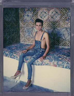 22 year old, gay man Amine. Amine is a survivor of regular homophobic violence at the hands of his own family. The impact was not only physical. The rejection from those closest to him drove him to at...