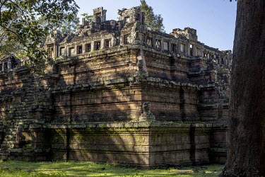 The temples of Angkor Wat in Siem Reap.