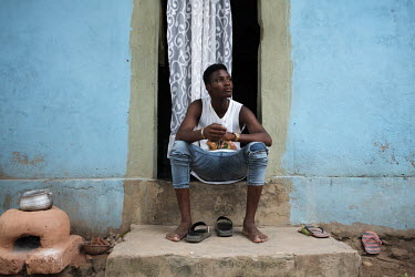 Ayao (not his real name), sits in the doorway to his bedroom. The 15 year-old is addicted to tramadol, a prescription-only opioid analgesic intended for the treatment of moderate to moderately severe...