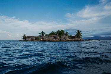 An island in the San Blas Archipelago. Islands in the archipelago are suffering from destructive tidal surges and human overpopulation, forcing the indigenous Guna people to abandon their islands and...