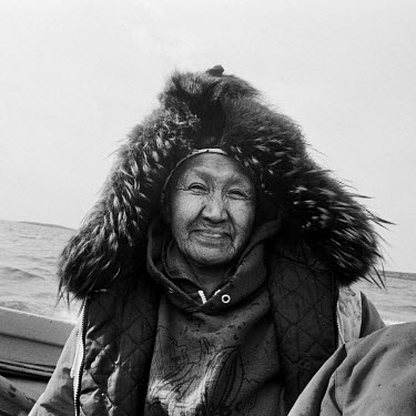 Mary Mikijuk (Mickeyook) (b. 1955), one of the last aboriginal children to have been sent to Churchill, Manitoba, a residential school. She spent two years there before she moved to college in Ottawa....