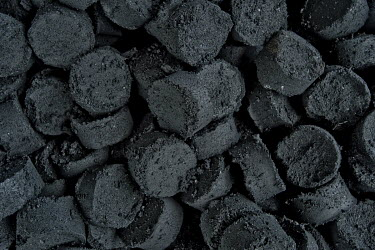 Briquettes produced by Green Bio Energy based on agricultural residues and leftover coal, its combustion up to twice as slow as traditional fuels, allowing savings of 40 to 50% of the fuel budget of f...