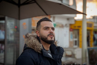 Hameda Ben Amor, a rapper known by his stage name El General. His protest song 'Rais Lebled', which was released in November 2010, took aim at President Ben Ali and was adopted as the 'Anthem of the T...