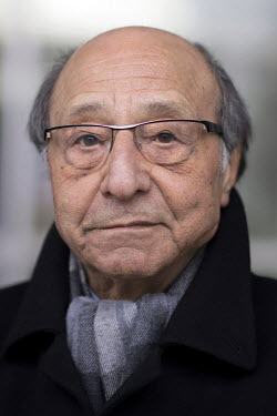 Author Bahman Niroumand.