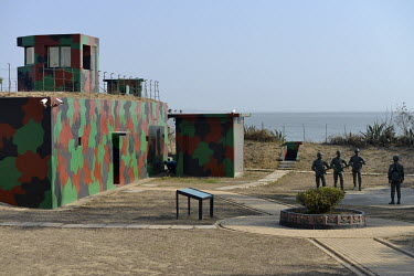 Coastal defences on Xiao (Little) Kinmen Island, now more a tourist attraction for those curious about the Cold War.  Following the retreat of Chiang Kai-shek's nationalist Kuomintang (KMT) forces to...