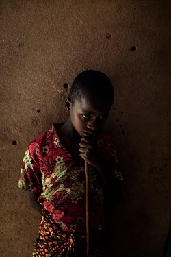Nine year old Ruth (named changed) lives in an orphanage run by the Anglican church near the town of Minembwe on the Haut-Plateau. Ruth said: ''We used to live in a village close to here (Kalingi), bu...