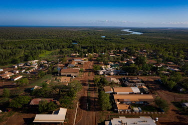 Wadeye Aboriginal community.