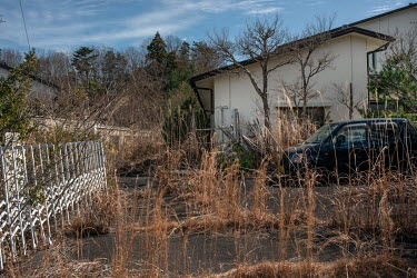 A private home abandoned since March 2011.   Okuma was totally evacuated in the aftermath of the Fukushima Daiichi nuclear disaster, the nuclear plant is just four Kilometres away. Residents were perm...