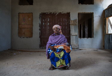Samira Daniel, who was raped by members of Boko Haram, and lost the baby she was carrying. Eventually she managed to escape to safety but tragically four of her children died en route to the IDP camp...