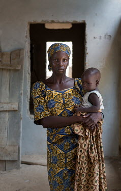 Asabe, who was raped by members of Boko Haram and fell pregnant, but finally managed to escape to safety and be reunited with her husband. She is now in the Shuwari camp, one of thousands of IDPs who...