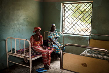 Patients at the Dawanau Psychiatric Hospital, one of the few state-run mental health facilities where admission is free. It is the only Psychiatric Hospital hospital in Kano State, which has a populat...