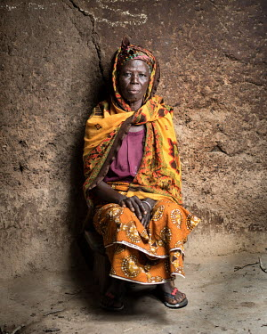 Mariama Yakubu (63) has been accused of being a witch. 80 women accused of witchcraft stay at Kukuo Village. Many of them have mental health conditions, the reason they were accused of being witches....