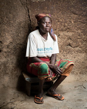 Ayishetu Fuseini (60) has been accused of being a witch. 80 women accused of witchcraft stay at Kukuo Village. Many of them have mental health conditions, the reason they were accused of being witches...