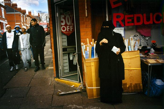 British multiculturalism