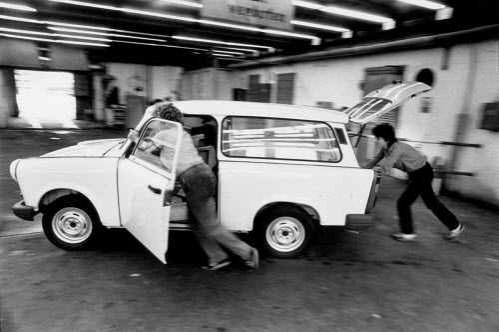 The last Trabant