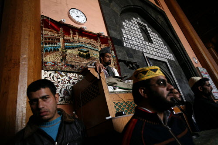 Kashmir: bloody stalemate