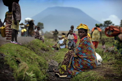 Seeking refuge in Goma