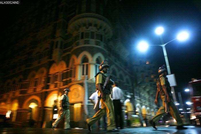 Mumbai: the terror