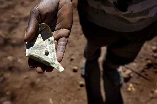 Zimbabwe's Blood Diamonds