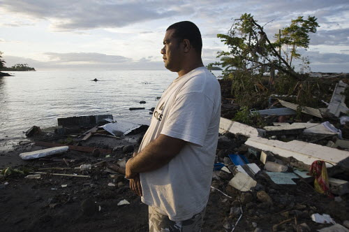 Samoa Tsunami