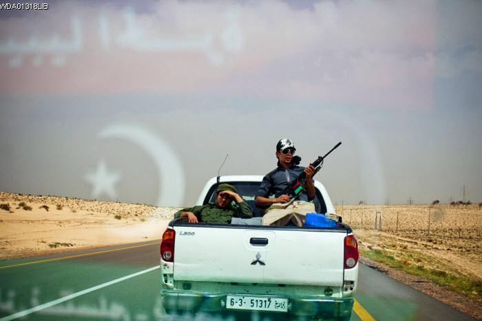 Libya at War