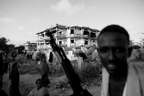 Somalia – 3 Decades of Civil War