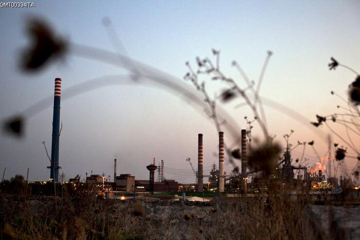 Deadly Dust of Taranto