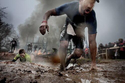 Mud, Fire and Pain