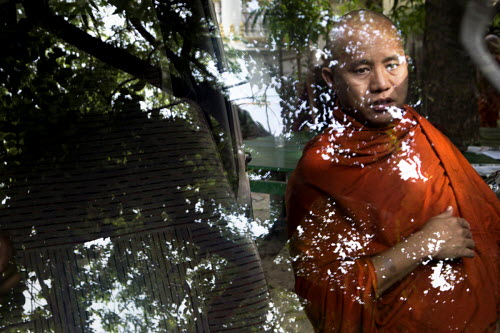 Burma's Menacing Monks