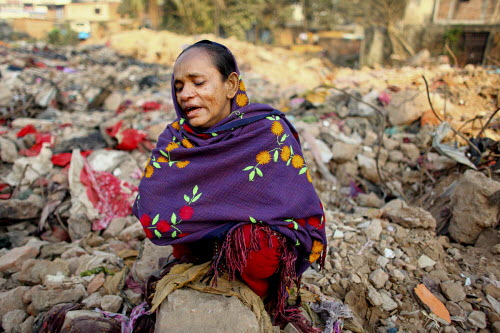 Rana Plaza – one year on