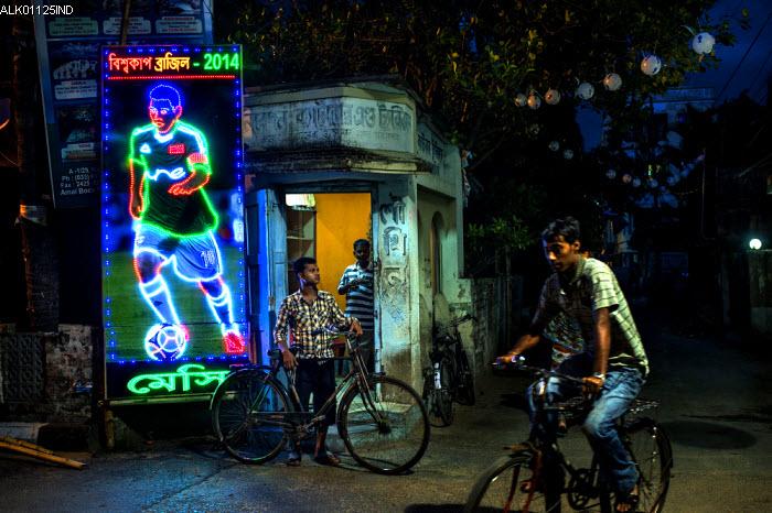 Football Fever in Kolkata