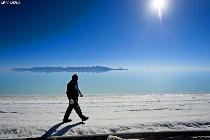 Powering ahead in Bolivia