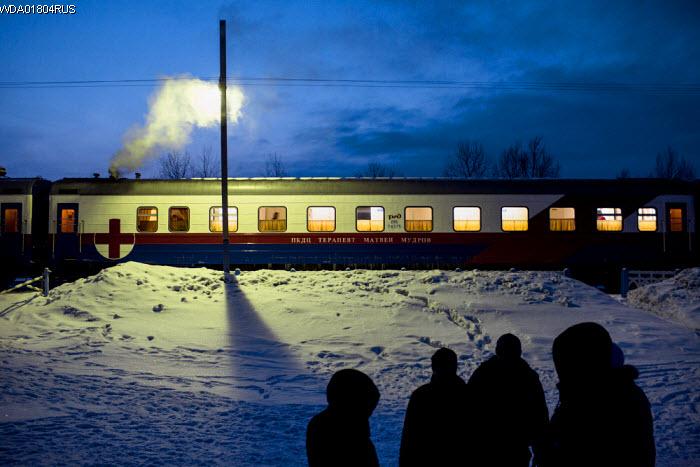 Russia's Railway Doctors