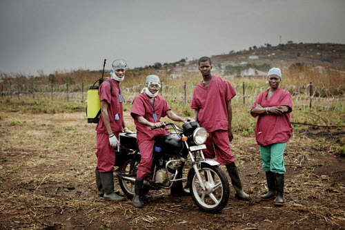 Beating Ebola